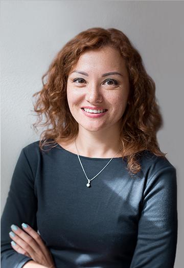 OKSANA SEMAKOVA photo
